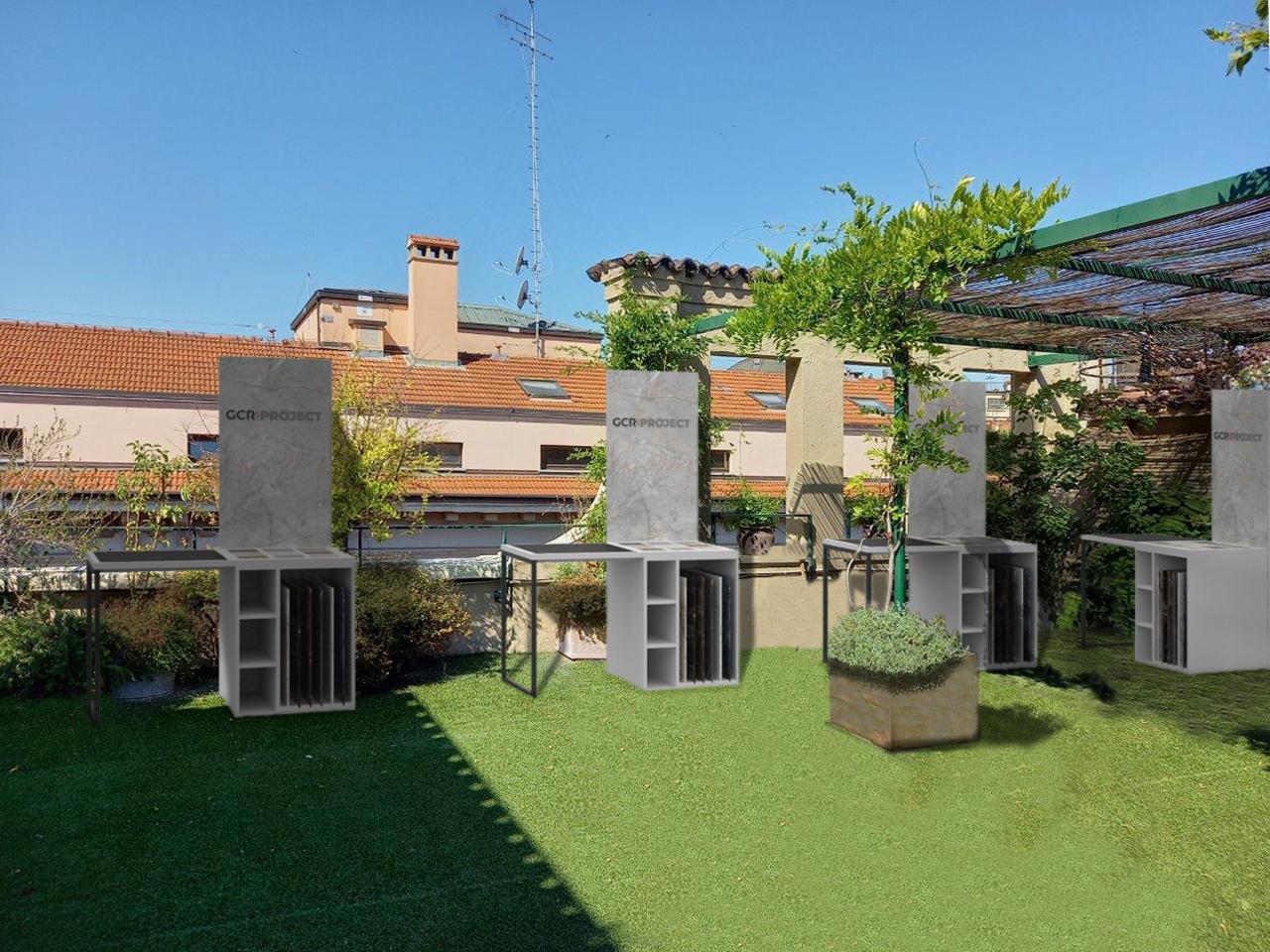 Terrazzo open air QuattroR 2